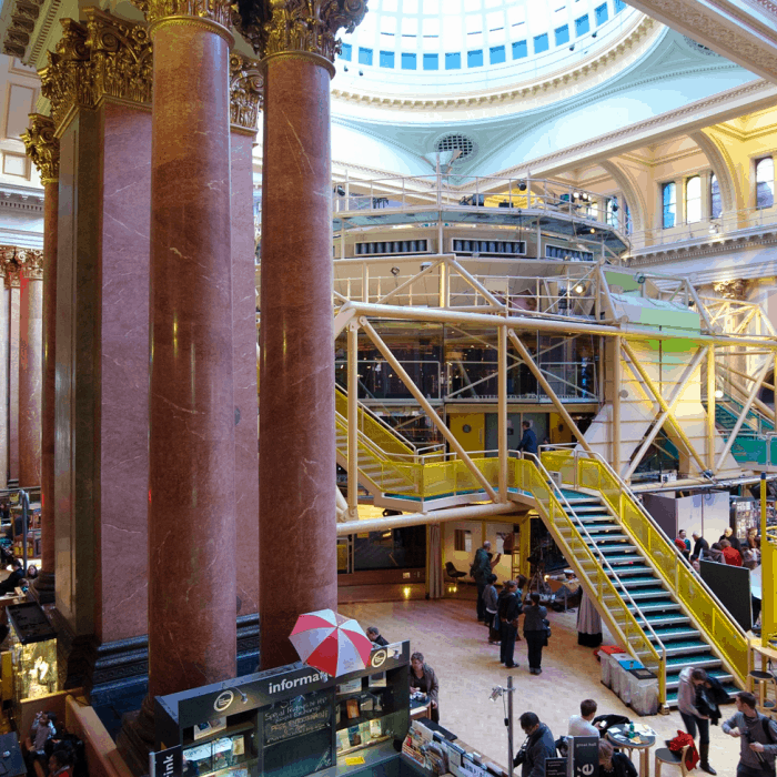 Rivals (Royal Exchange)