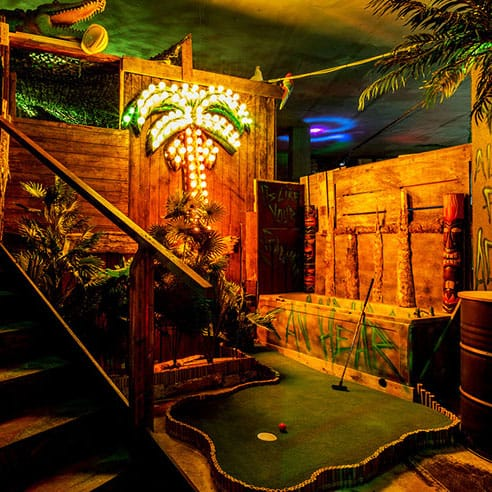 Junkyard Golf Manchester Leeds Liverpool London